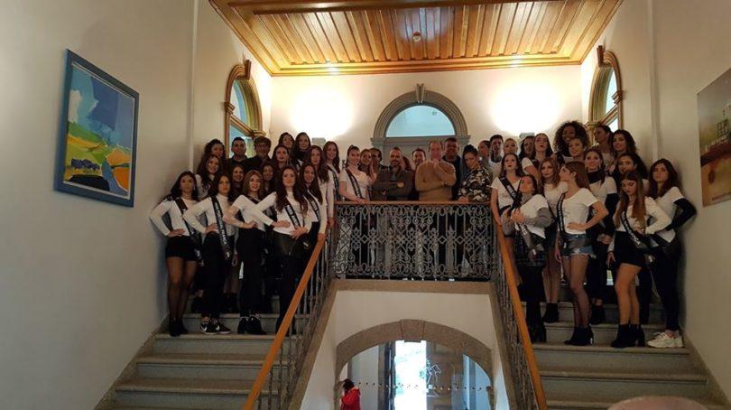 """Eleição da """"Miss Queen"""" e programa """"Aqui Portugal"""" realizam-se em Oliveira do Hospital (com vídeo)"""