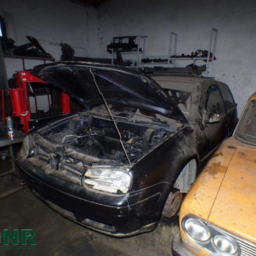 Vila Nova de Poiares: GNR recupera veículo furtado em oficina ilegal