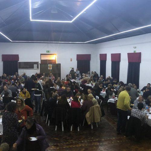 Câmara de Arganil promoveu jantar de Natal com colaboradores