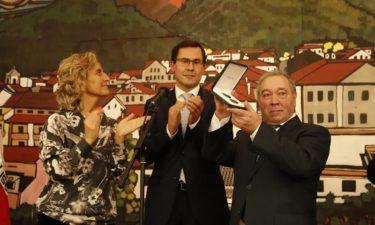Câmara de Arganil entregou Medalha de Ouro à Casa da Comarca de Arganil