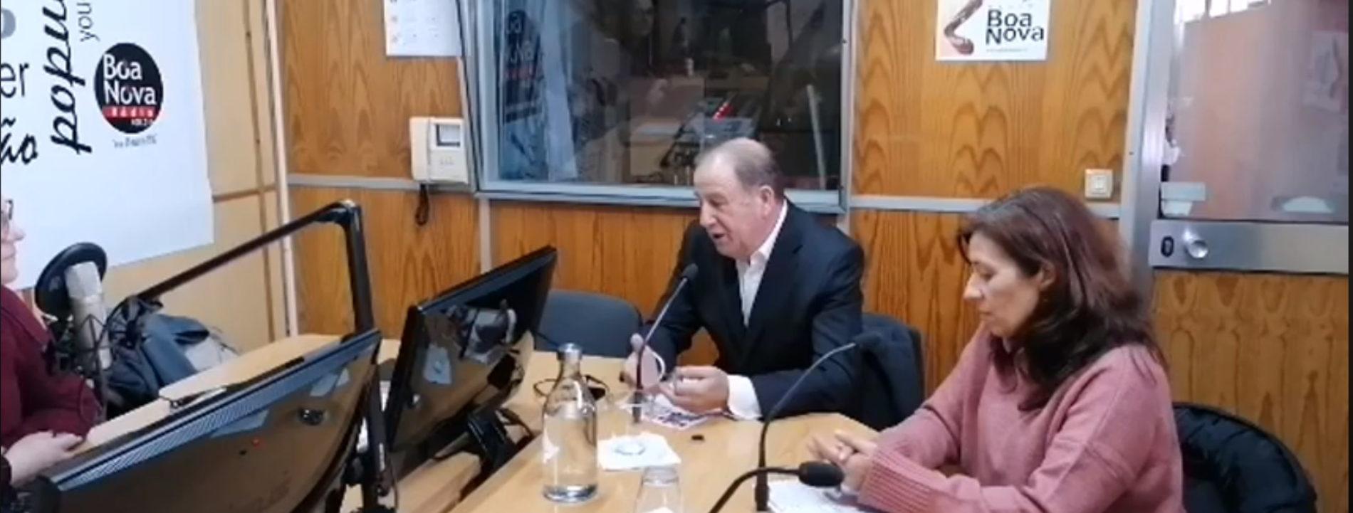 """Oliveira do Hospital aposta em Natal """"simples"""" dedicado """"às crianças e ao comércio local"""" (com vídeo)"""
