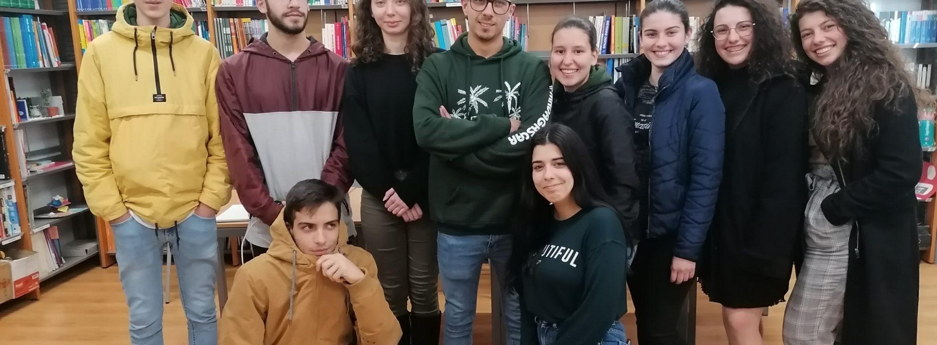 """Eptoliva: Sílvio Pinto, novo presidente da Associação de Estudantes quer """"fazer mais e melhor"""""""