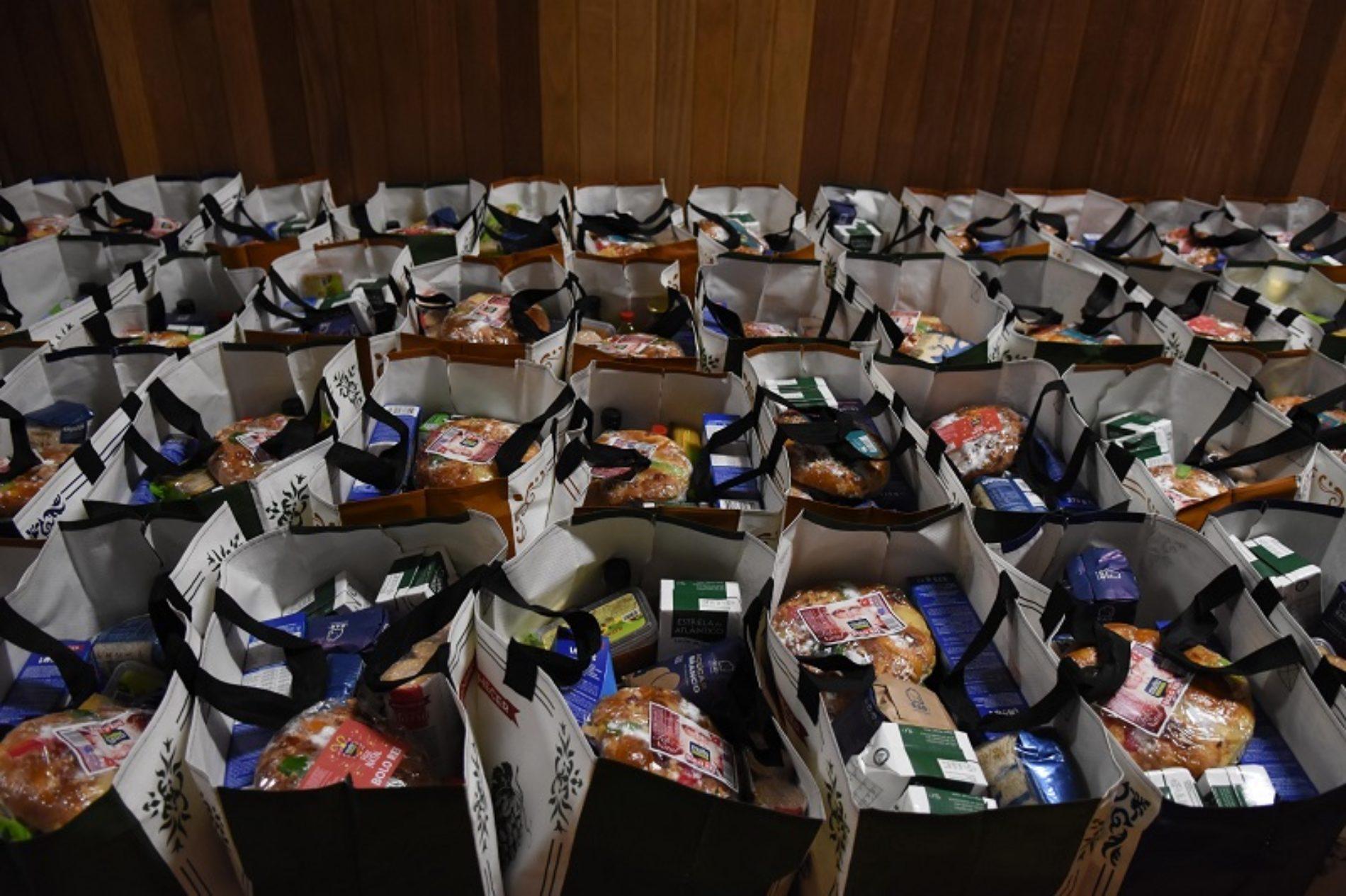 Câmara de Seia e juntas de freguesia distribuem cabazes de Natal a famílias carenciadas