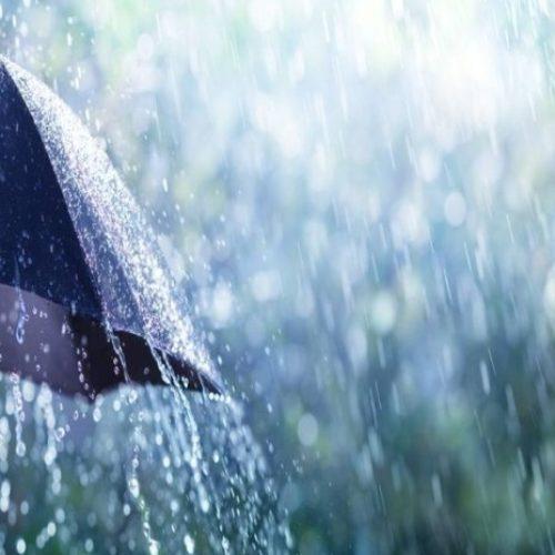 Chuva e vento fortes até sábado em Portugal continental
