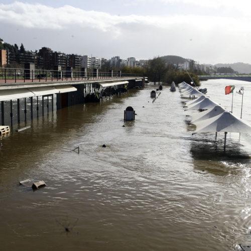 Câmara de Coimbra ativou Plano de Emergência devido ao mau tempo