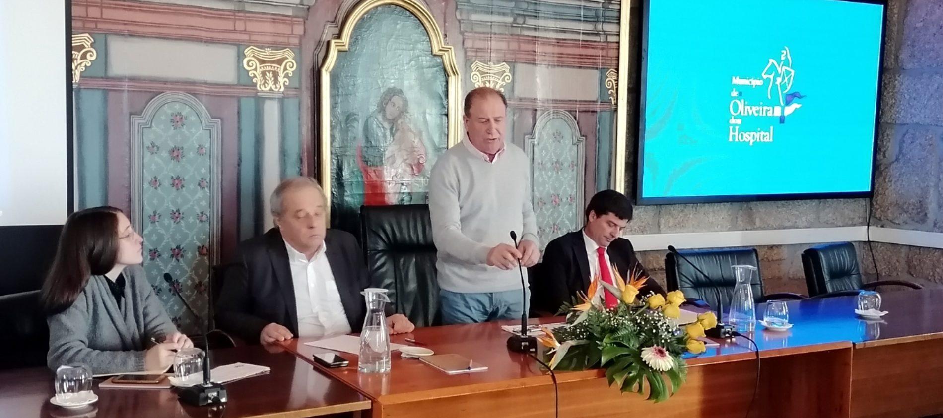 Alexandrino apela à União Europeia a criação de um Programa Operacional para os Territórios de Baixa Densidade