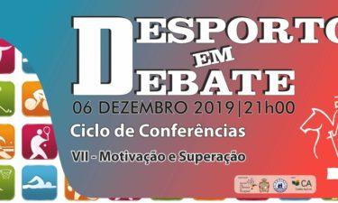"""""""Motivação e superação"""" no desporto em debate no ciclo de conferências do Município de Oliveira do Hospital"""