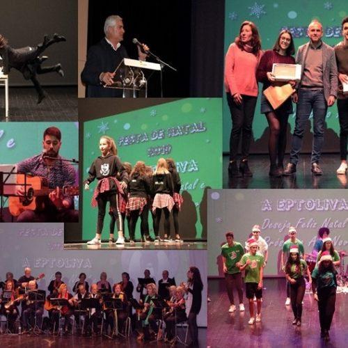 EPTOLIVA celebrou Natal com toda a comunidade da região