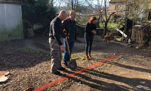 Escavações arqueológicas na Bobadela