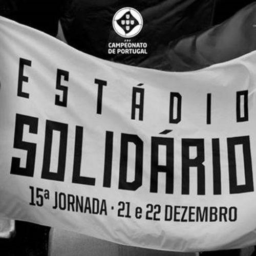 """""""Estádio Solidário"""": Receita dos bilhetes do jogo FCOH vs U. Santarém reverte no apoio a sem-abrigos"""