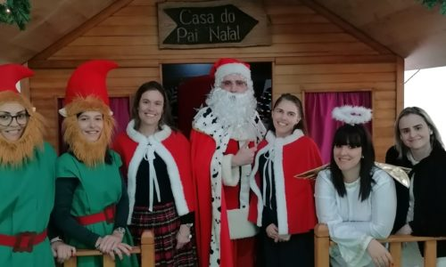 Largo Encantado anima o Natal em Oliveira do Hospital (com vídeo)