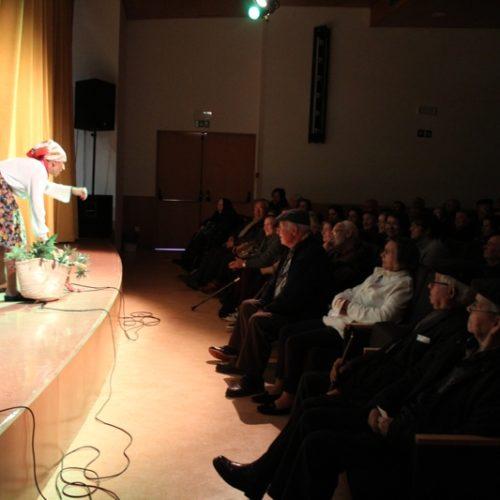 Festa de Natal junta seniores em Penacova