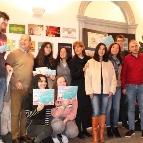Já é conhecido o Postal de Natal Digital vencedor do concurso promovido pela autarquia oliveirense
