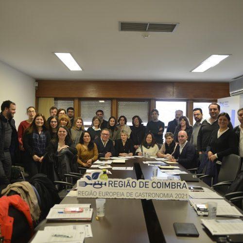Municípios da Região de Coimbra recebem formação na área da qualificação dos eventos