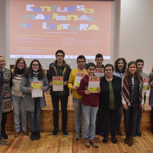 Selecionados 12 alunos do concelho de Seia para a Prova Intermunicipal do Concurso Nacional de Leitura