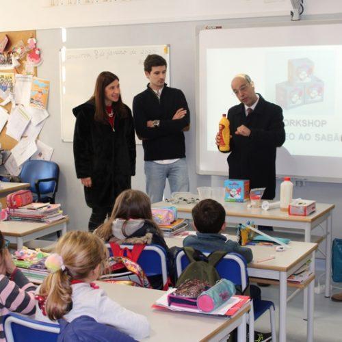 Agrupamento de Escolas de Penacova recebe programa de economia circular inovador