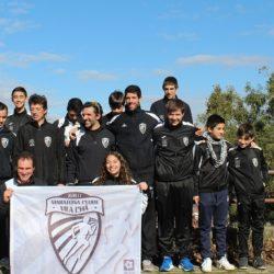 Maratona Clube Vila Chã representado por 16 atletas no 42º Campeonato Distrital de Atletismo da Associação da Guarda