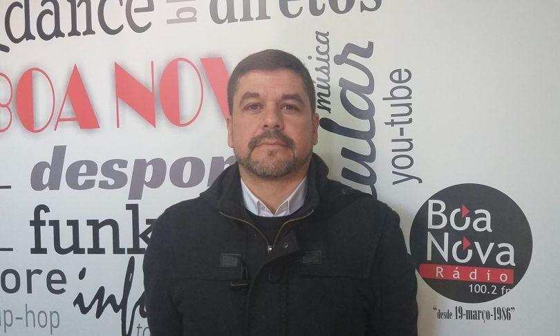 """""""O Nogueirense deve estar, obrigatoriamente, no Campeonato de Portugal"""", defende novo treinador (com vídeo)"""