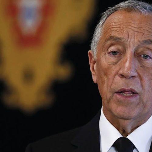 """Coronavírus: Presidente Marcelo alerta que """"ninguém está preservado"""""""