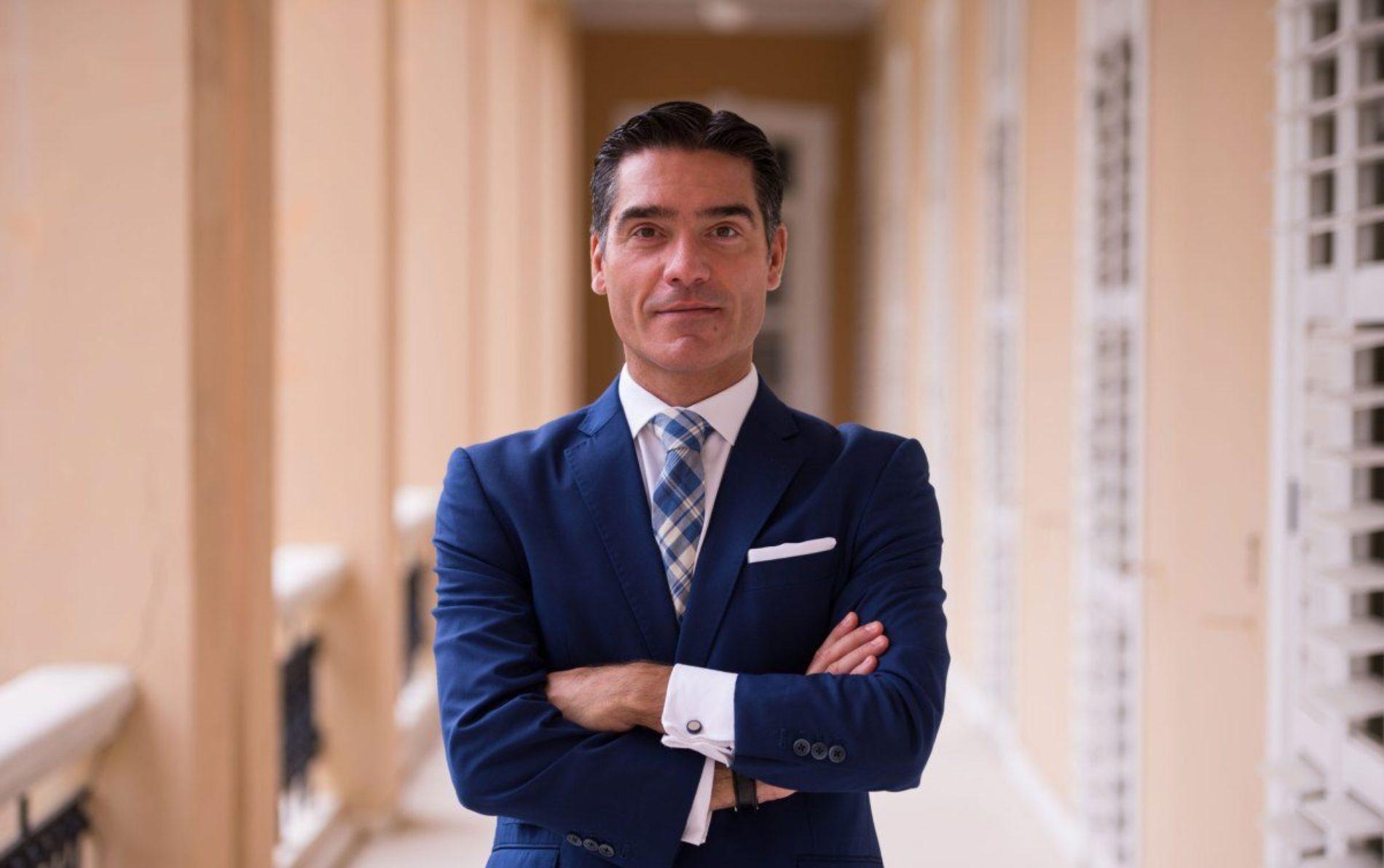 Embaixador Vítor Sereno, com ligações familiares a Oliveira do Hospital, vence prémio de diplomata económico do ano