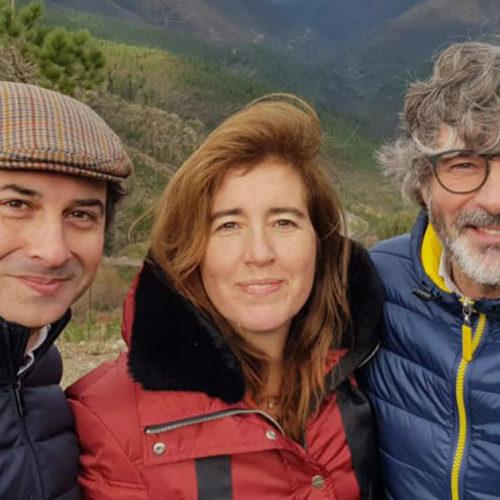 """""""Renascer Piódão"""": GNR e Ministra Ana Mendes Godinho associaram-se a ação de reflorestação"""