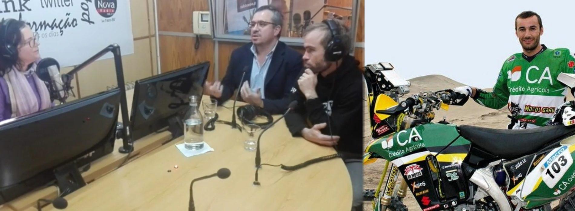 Mário Patrão e Rafael Gomes partilharam benefícios da Acupuntura no arranque da 2ª temporada do programa com o especialista Pedro Vaz