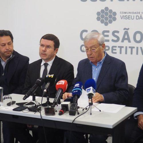 Região Viseu Dão Lafões exige restabelecimento urgente do IP3