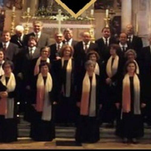 Coro Polifónico Municipal de Tábua comemora X aniversário