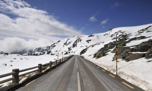 Serra da Estrela: Estradas foram hoje reabertas ao trânsito