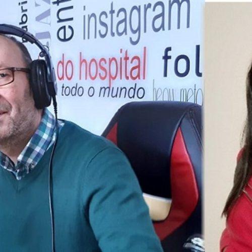 Voz dos Autores: Jorge Ramos esteve à conversa com Sandra Silva