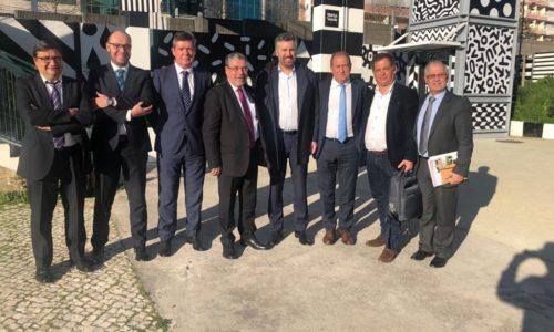 CIM Região de Coimbra reuniu com o Ministro das Infraestruturas e da Habitação com IP3 na agenda