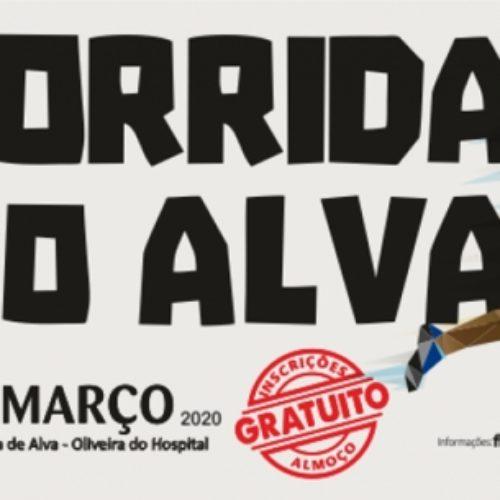 """""""6ª Corrida do Alva 2020"""" realiza-se no dia 1 de março"""