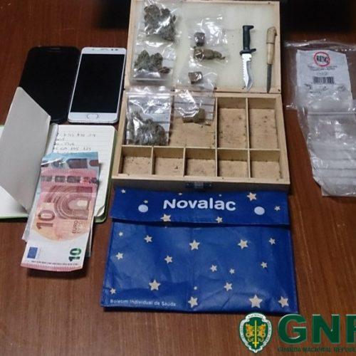 GNR deteve mulher de 41 anos suspeita de tráfico de estupefacientes em Seia