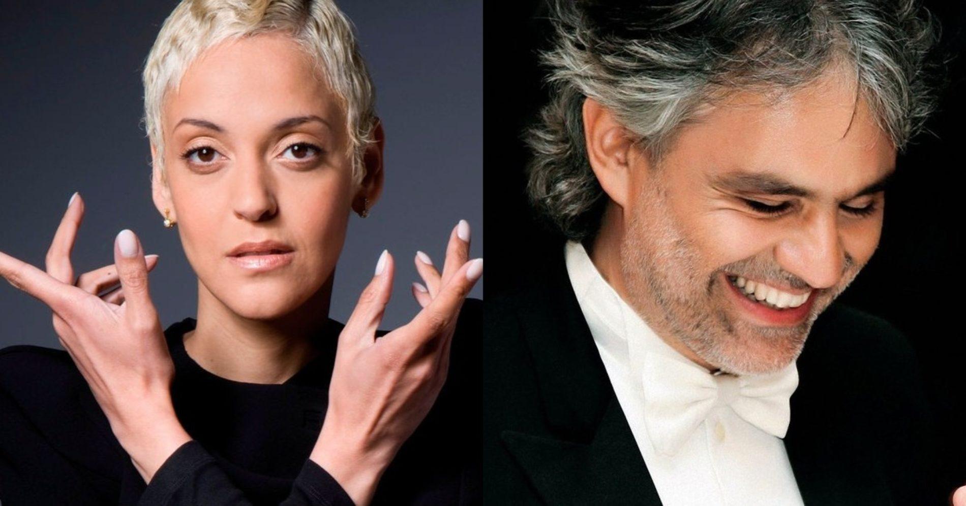 Mariza e Andrea Bocelli juntos em concerto inédito em Coimbra