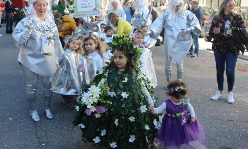 """AEOH: Cortejo de Carnaval foi """"uma mostra de grande imaginação por parte de todos os participantes"""""""