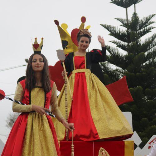Carnaval da Beira Serra animou e atraiu muitos visitantes a Lagares da Beira (com vídeos)