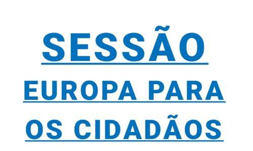 """Município da Lousã recebe sessão sobre a """"Europa para os cidadãos"""""""