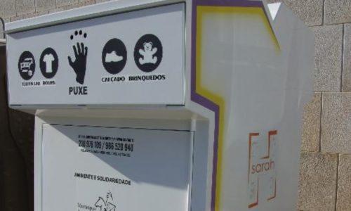 Foram recolhidas quase 24 toneladas de resíduos têxteis no último ano em Oliveira do Hospital