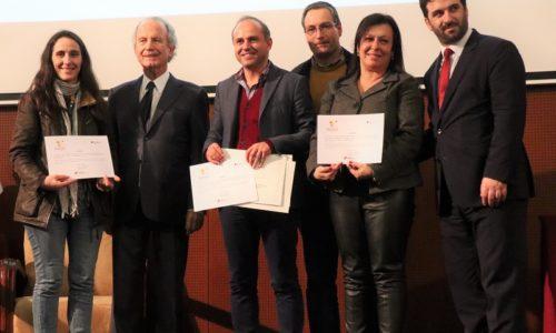 """EPTOLIVA conquista três prémios """"Ciência na Escola"""" da Fundação Ilídio Pinho e Ministério da Educação"""