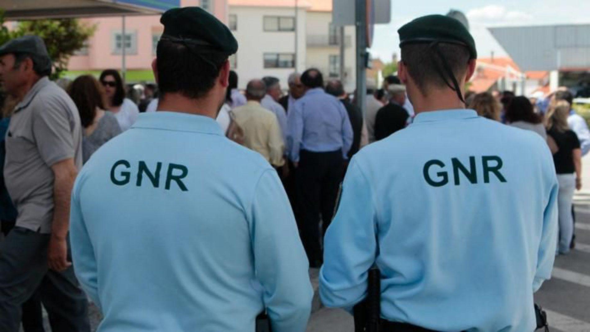 """GNR realiza operação """"A violência não é uma opção"""""""