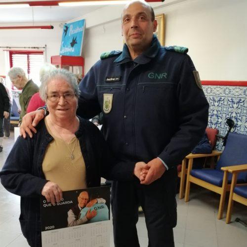 GNR realizou ação desensibilização para idosos