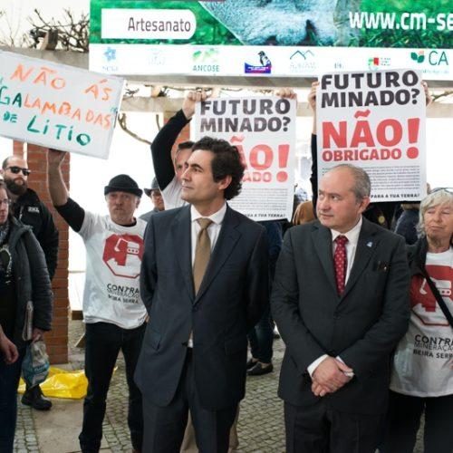 Lítio: Movimentos Cívicos entregam carta aberta a exigir mais transparência e uma visão de longo prazo para zonas rurais