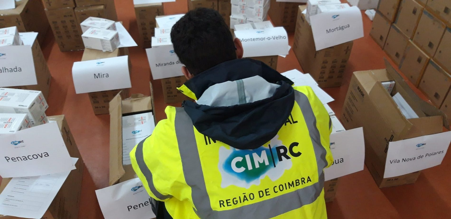 CIM Região de Coimbra promove compras agrupadas de material de proteção para fazer face à COVID-19