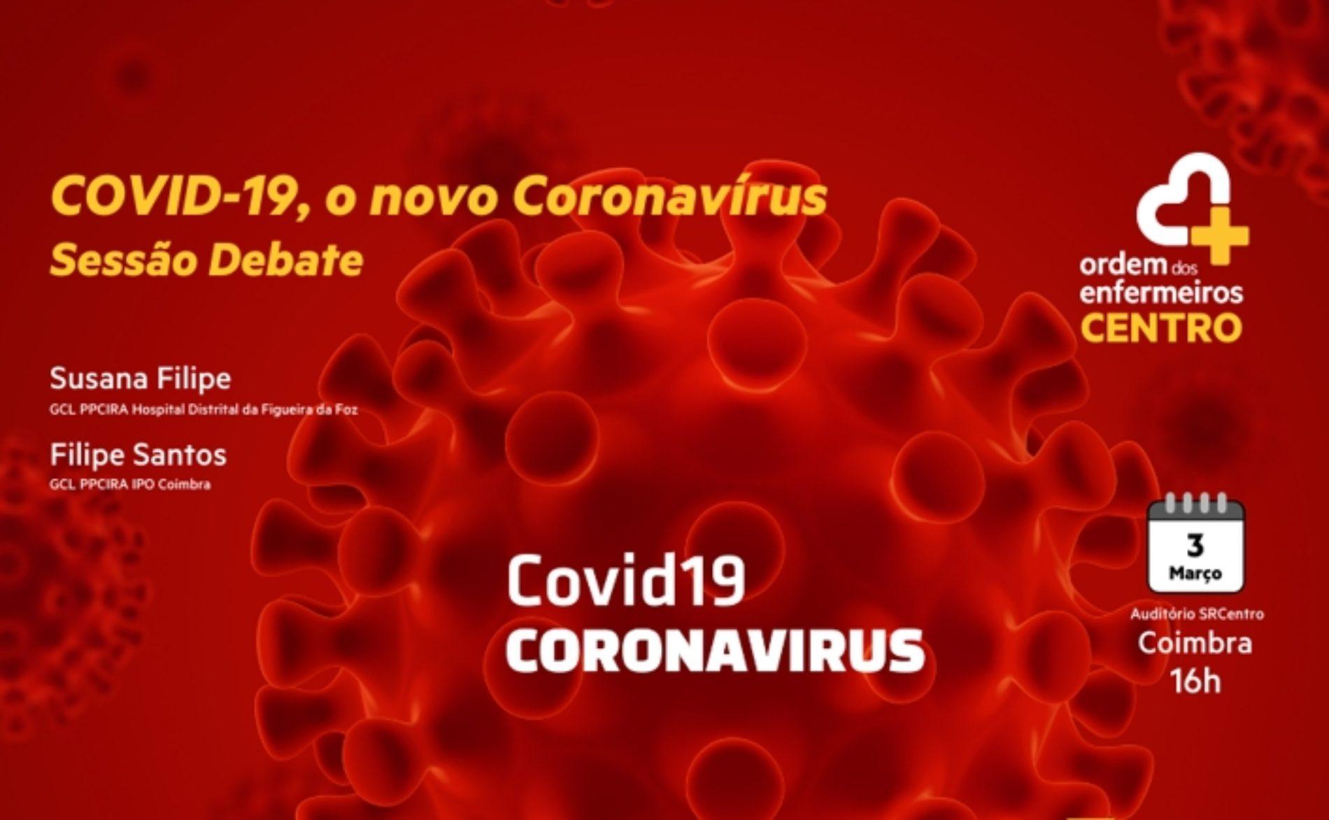 SRC da Ordem dos Enfermeiros promove debate sobre Covid-19