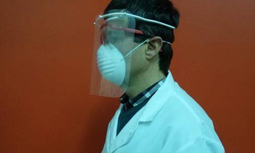 IPG vai produzir mais de 100 viseiras por dia para ajudar profissionais de saúde