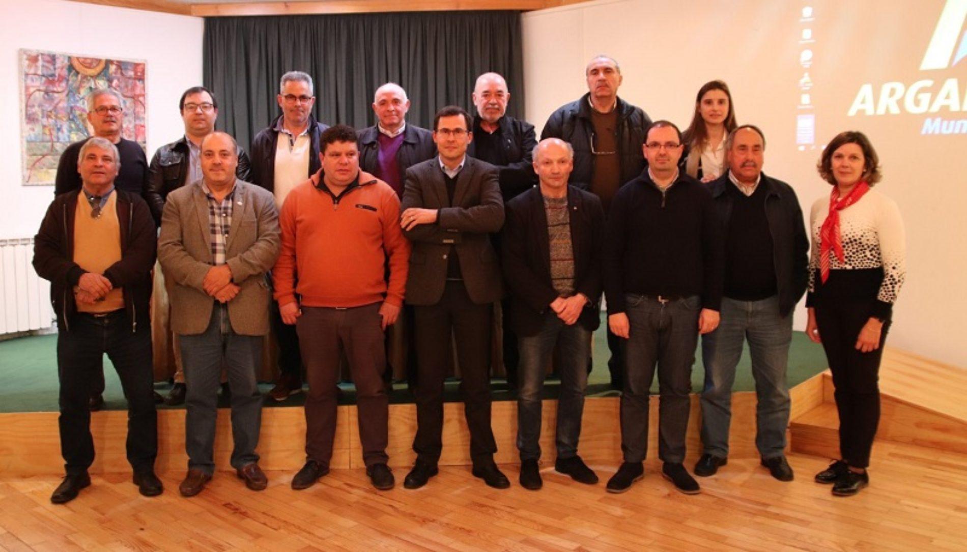 Câmara de Arganil atribui verba de 300 mil euros a Juntas e Uniões de Freguesia