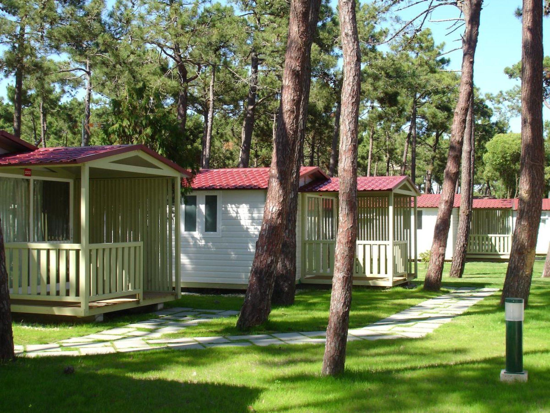 Figueira da Foz oferece 'bungalows' para alojar profissionais de saúde