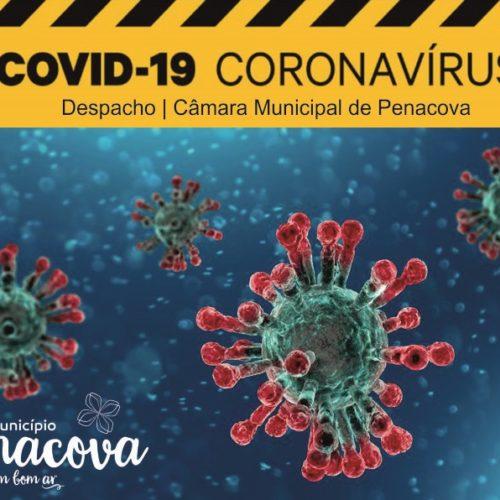Covid-19: Município de Penacova encerra espaços municipais e cancela eventos