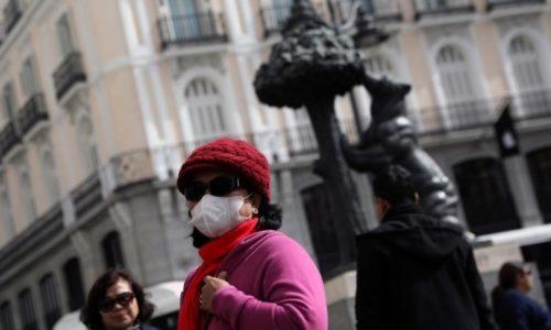 Mundo: Espanha é já o segundo país do mundo com mais mortos. São já 3.434