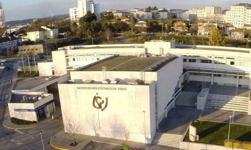 Instituto Politécnico de Viseu suspense atividades letivas presenciais